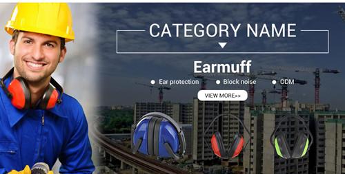 T-Safety earmuffs