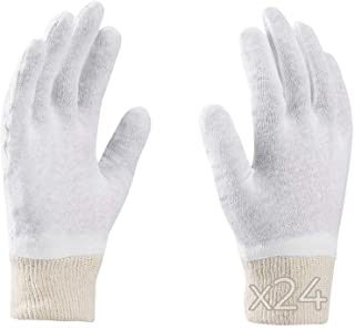 Cotton Stockinette Gloves