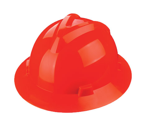V Type Safety Helmet