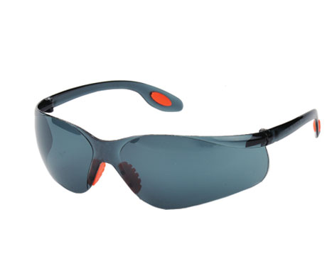 Black Cheap Safety Glasses