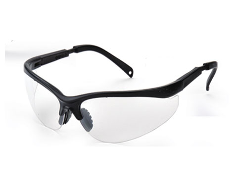 Scratch Resistant Safety Glasses