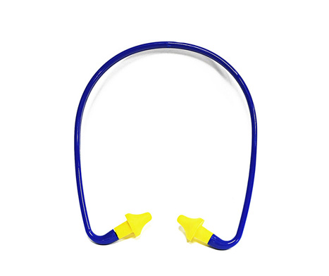 Lightweight Comfortable Banded Earplugs