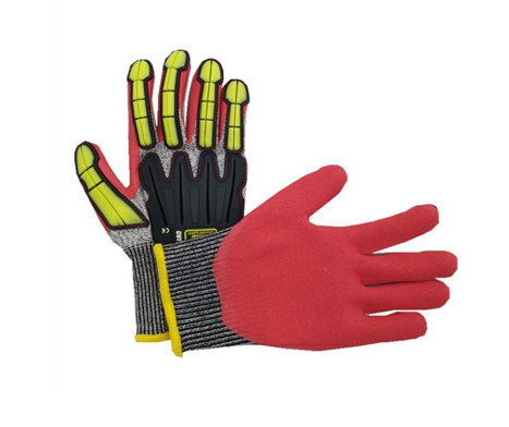 Custom Mechanic Gloves