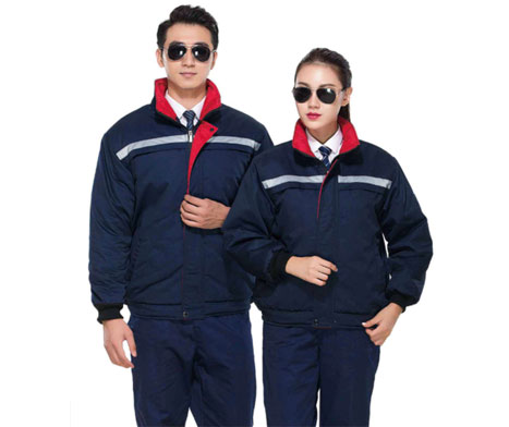Spring And Autumn Long Sleeve Work Clothes