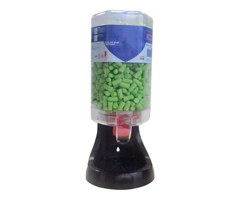 Earplugs Dispenser with Base 500 pairs
