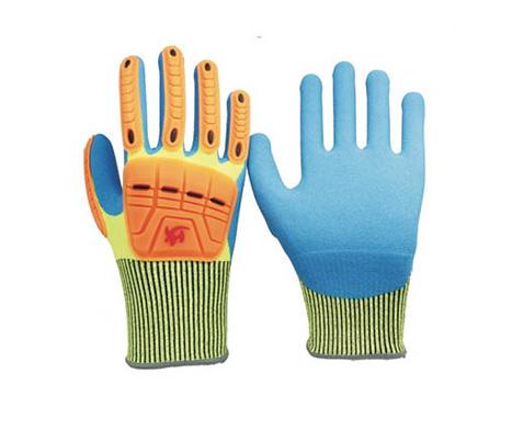 Mechanics Wear Gloves