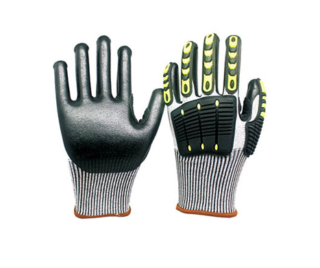 Mechanic Style Gloves
