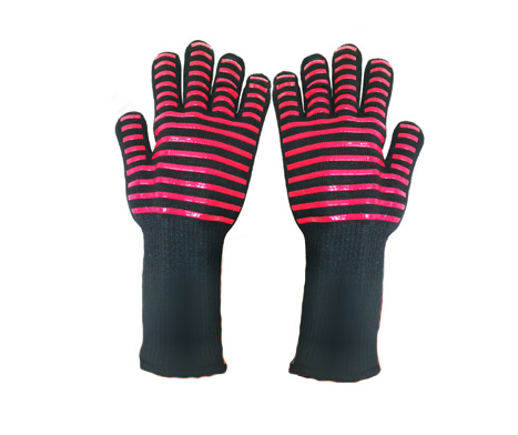 Heat Resistant Work Gloves