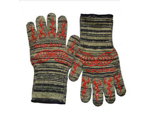 Kevlar Heat Resistance Gloves