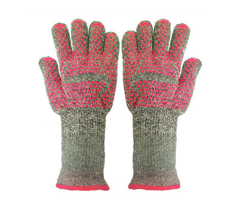 Industrial Heat Resistant Gloves