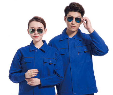 Cotton Work Coveralls