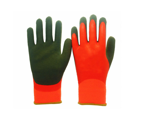 Insulation Wear Dipped Gloves
