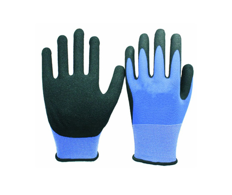 Nitrile Rubber Gloves