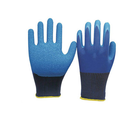 China Nitrile Dipped Gloves
