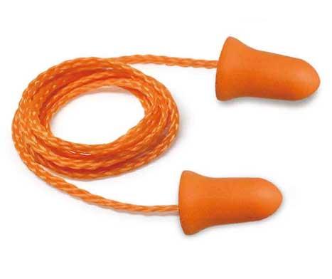 Disposable Foam Earplugs with